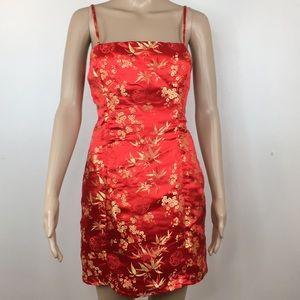 Forever 21 Asian inspired summer dress size medium